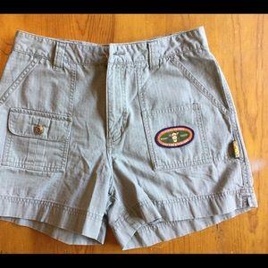 Disney POOH Shorts Khakis 100% Cotton TIGGER! 9/10